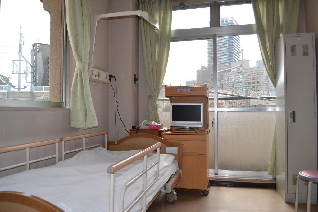熊本市 アラキ整形外科 入院室